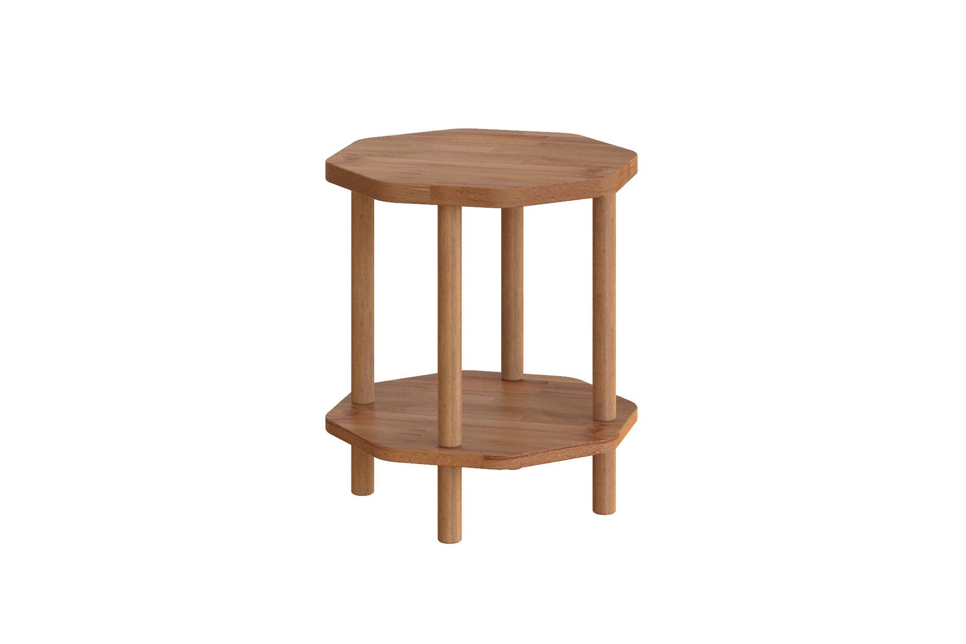 Maya Octagon Coffee Table (Small)