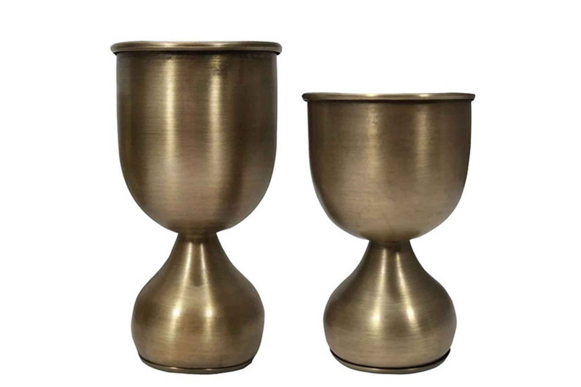 Moena Bronze Vase (Large)