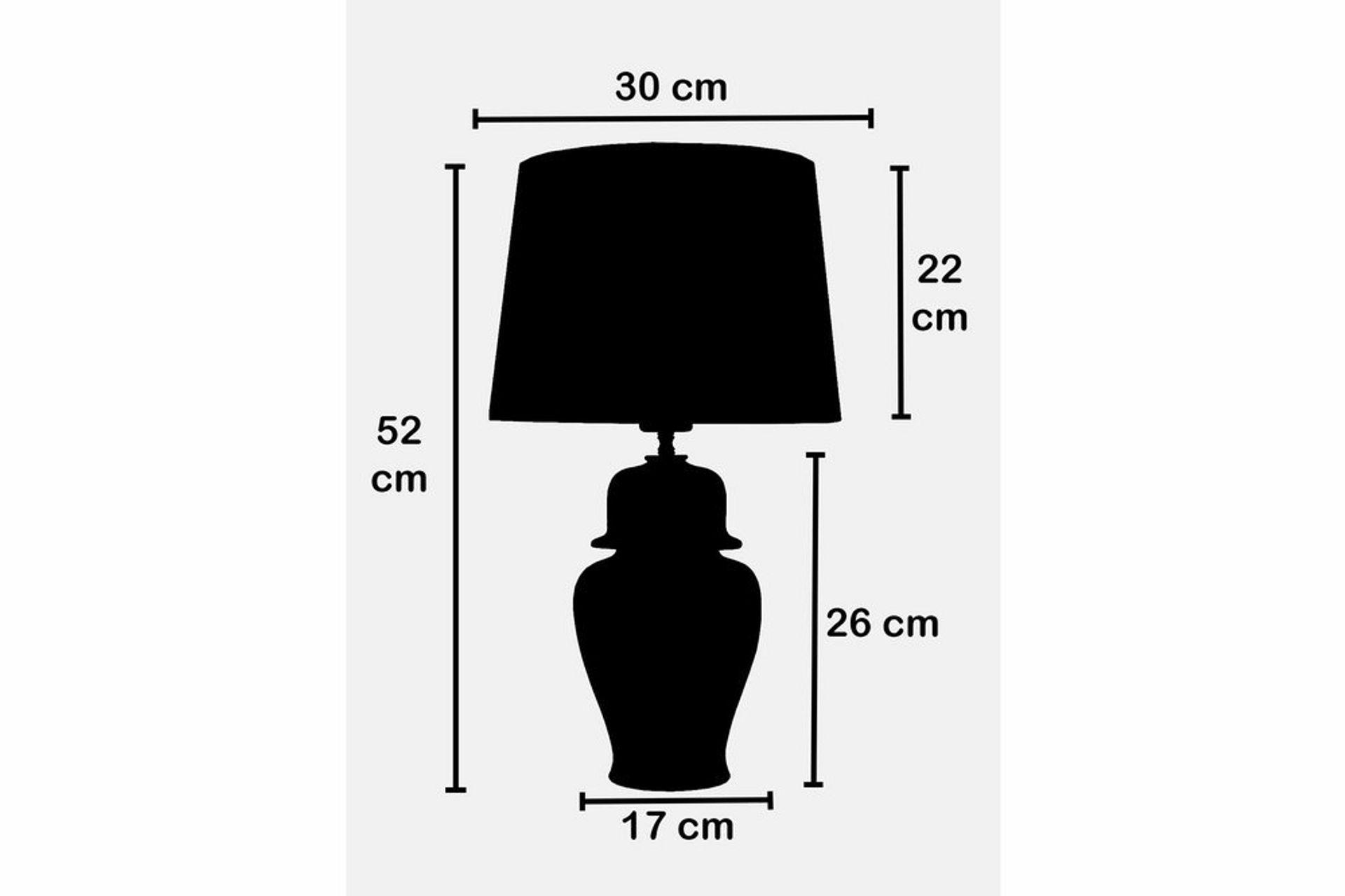 Tara Ceramic Table Lamp