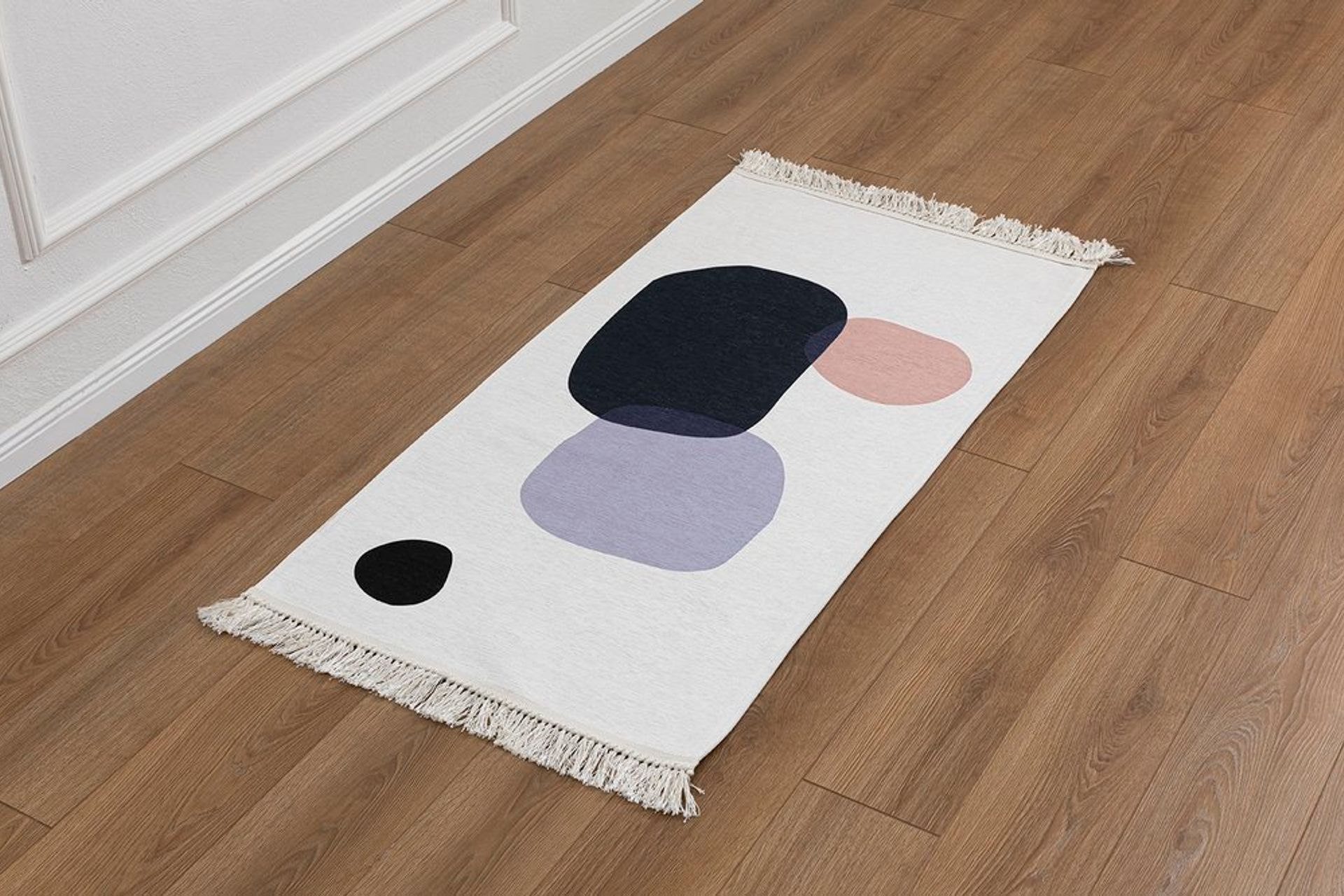 Bean Rug, 75 x 150 cm, Multi