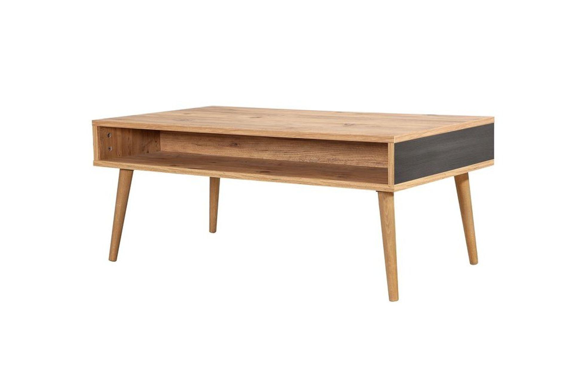 Motto Coffee Table, Grey