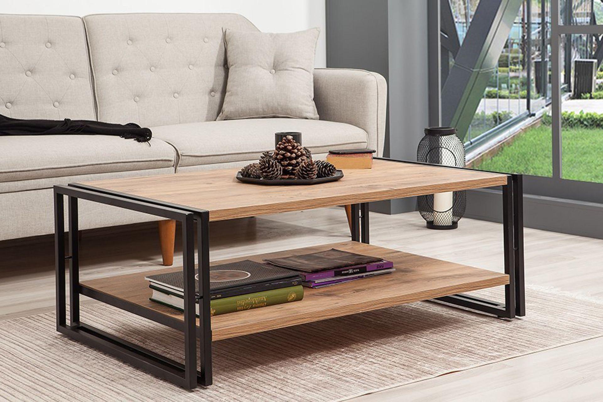 Cosmo Square Coffee Table