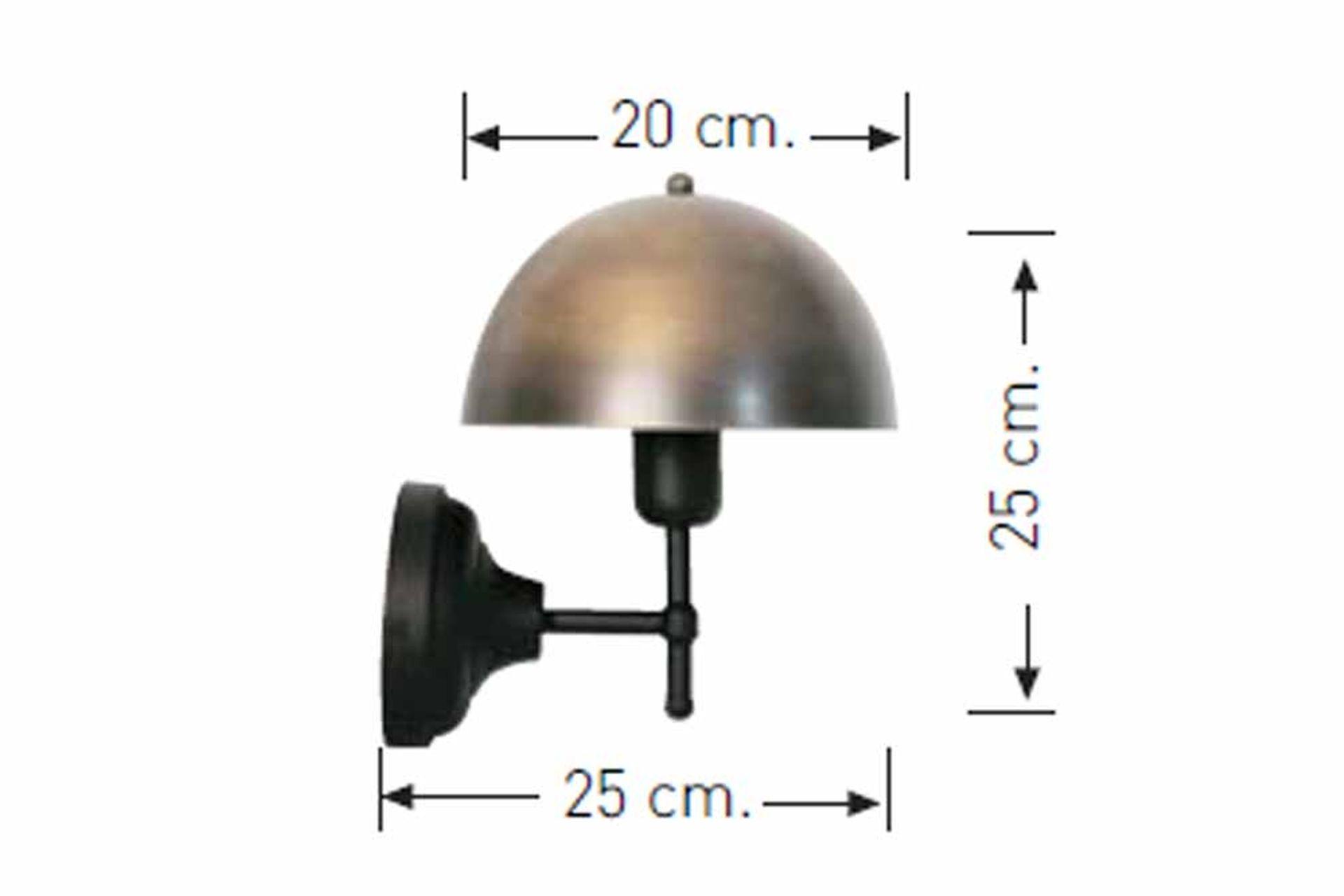 Vince Retro Wall Lamp