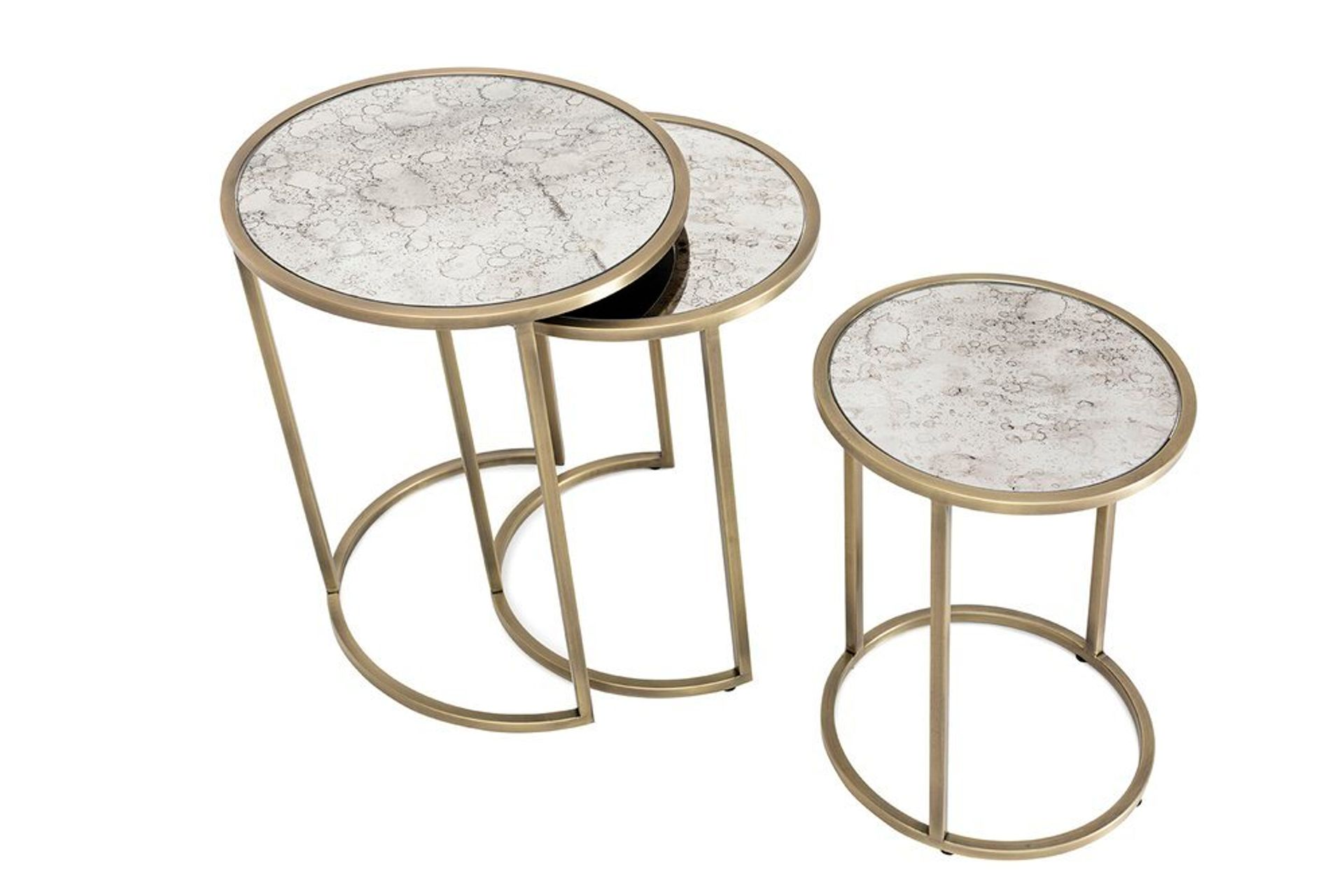 Word Side Table Set