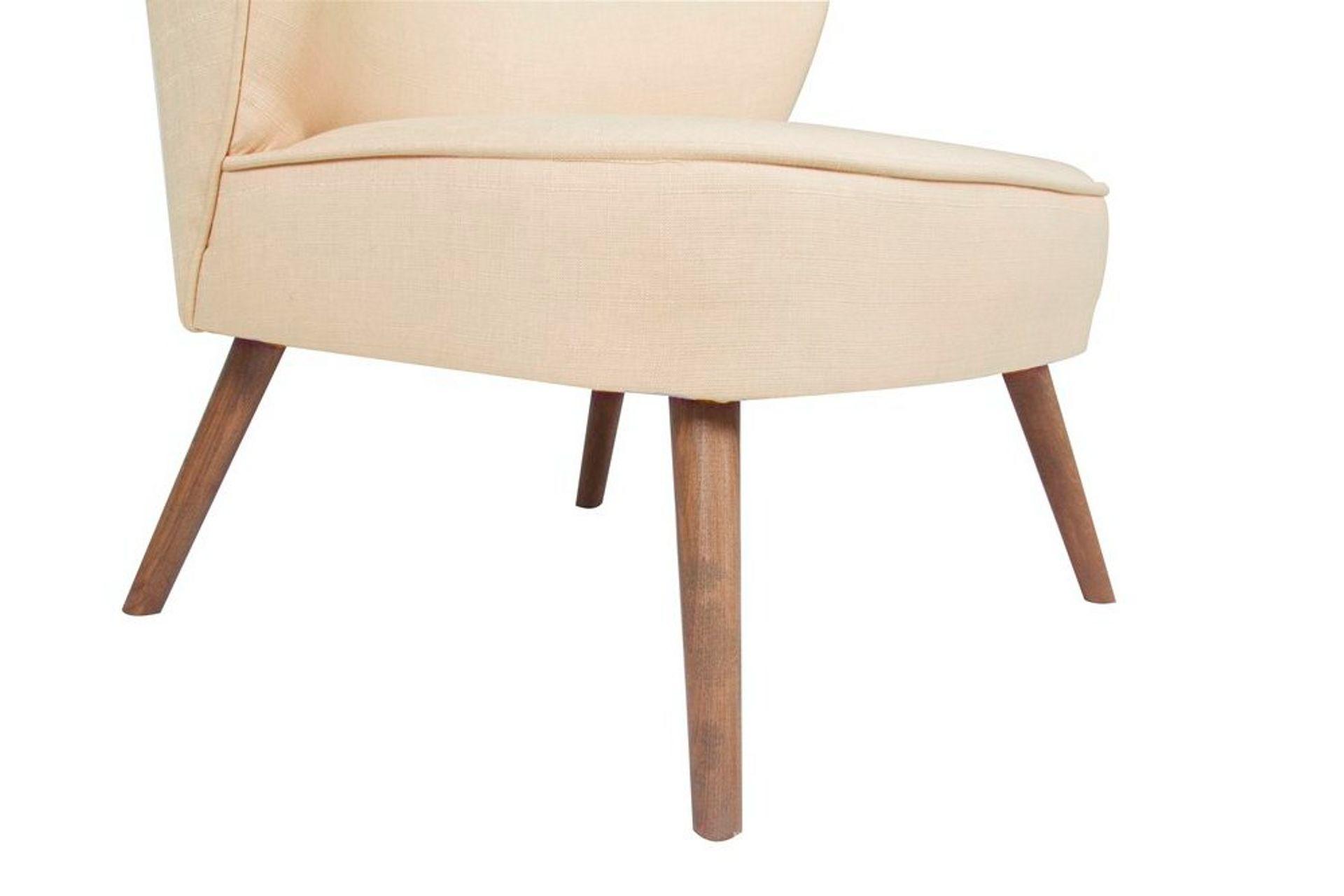 Bienville Armchair, Cream