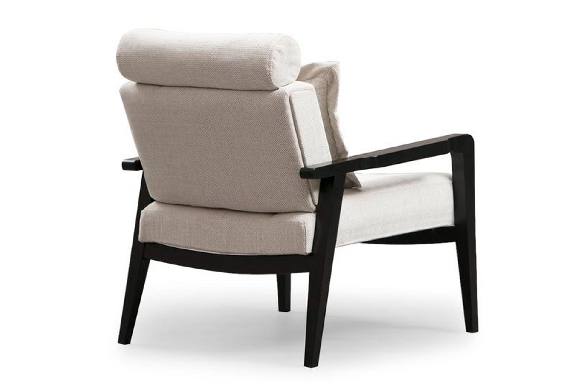 Soho Armchair, Cream