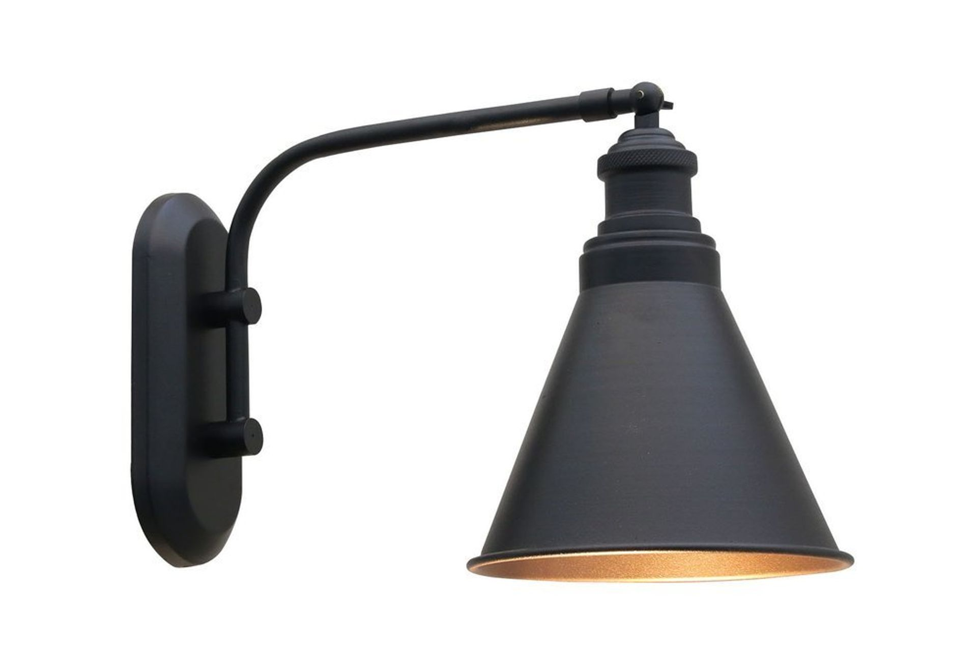 Viggo Wall Light, Black
