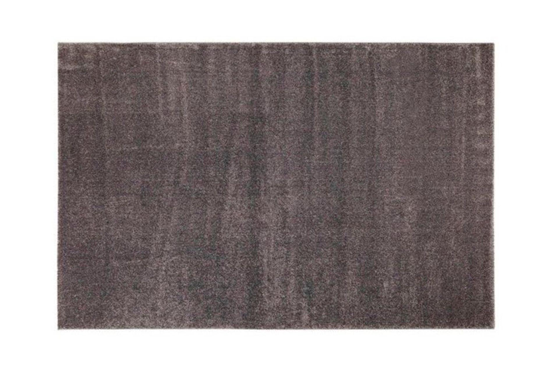 Essence Rug, 80 x 125 cm, Anthracite Grey