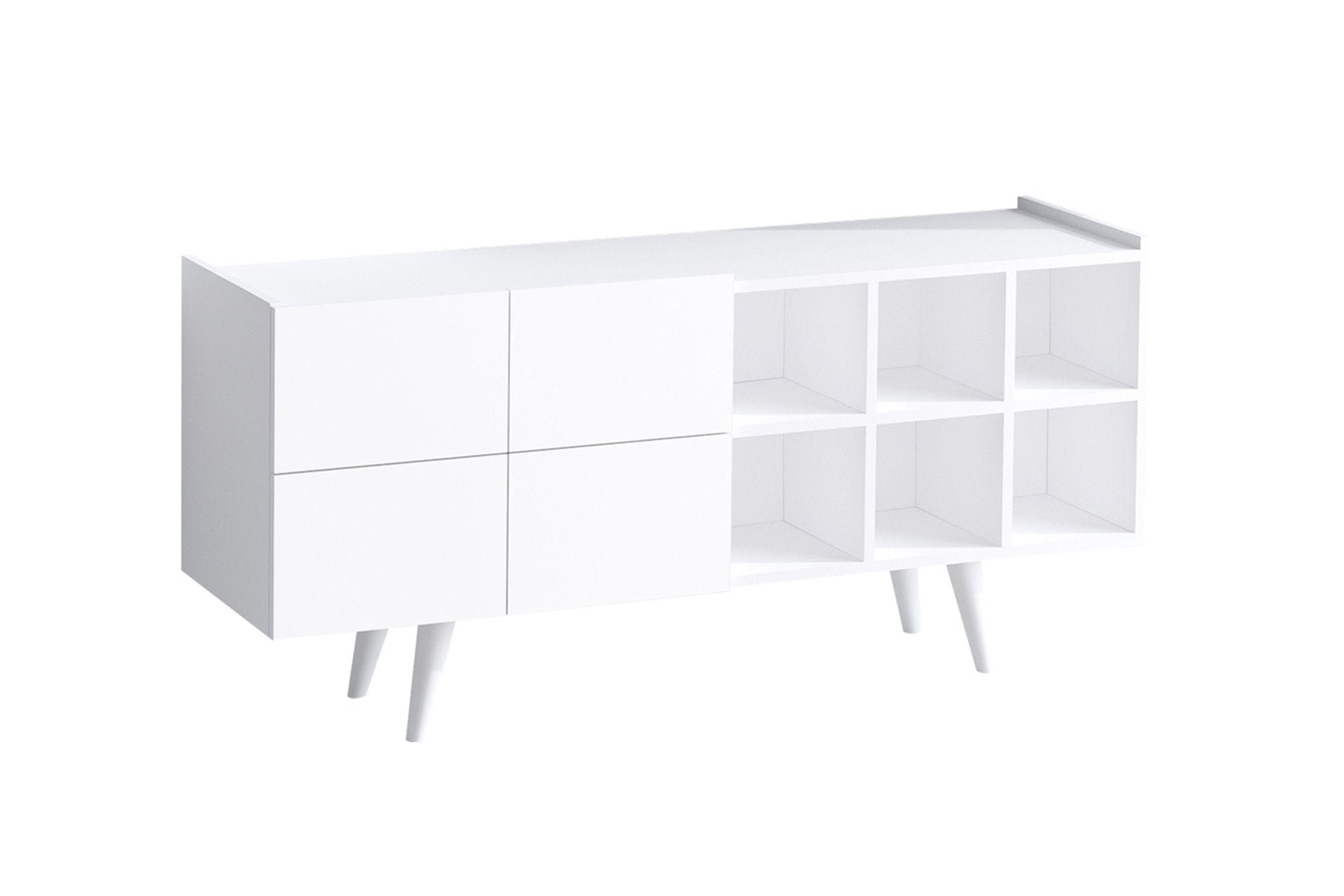 Sera Open Console, (White)