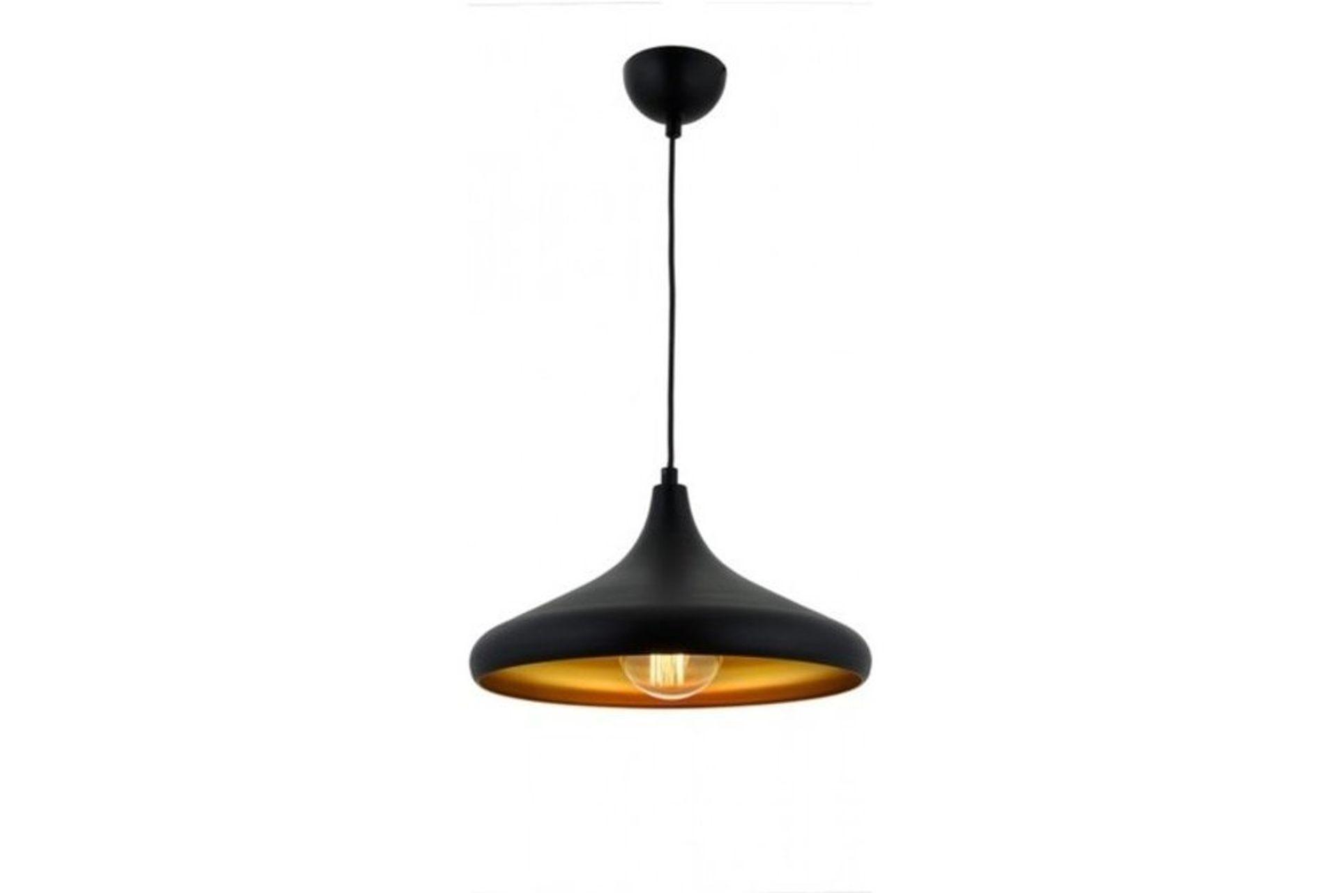 Pera Pendant Light, Black