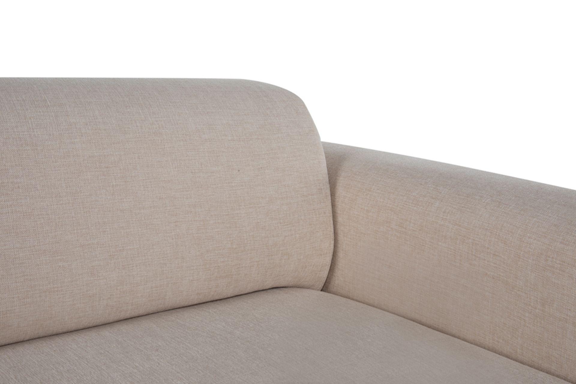 Softy Three Seater Sofa Bed, Beige