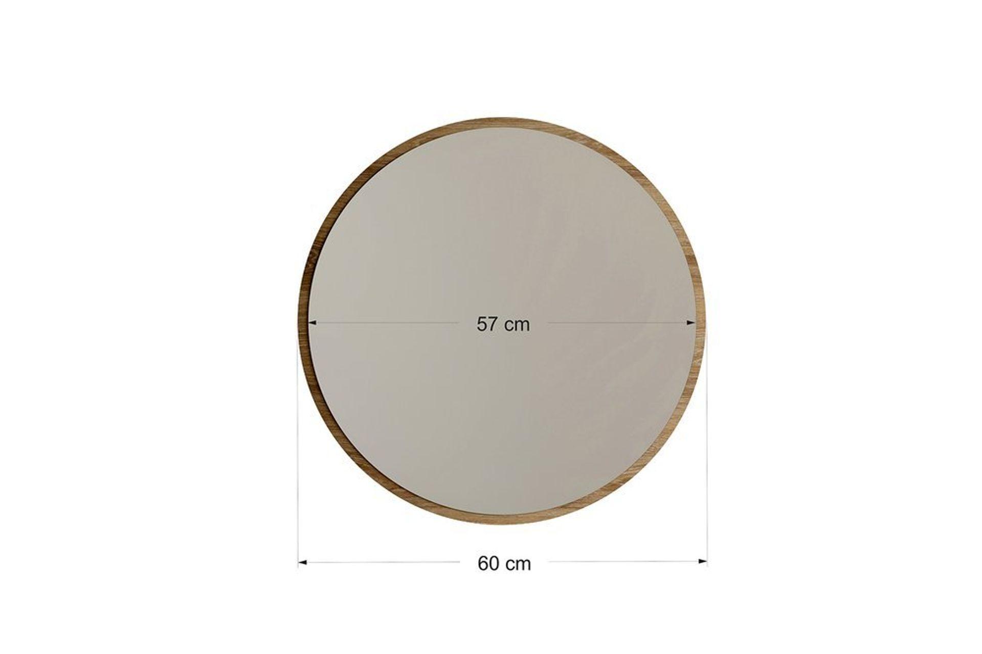 Neo Round Decorative Mirror