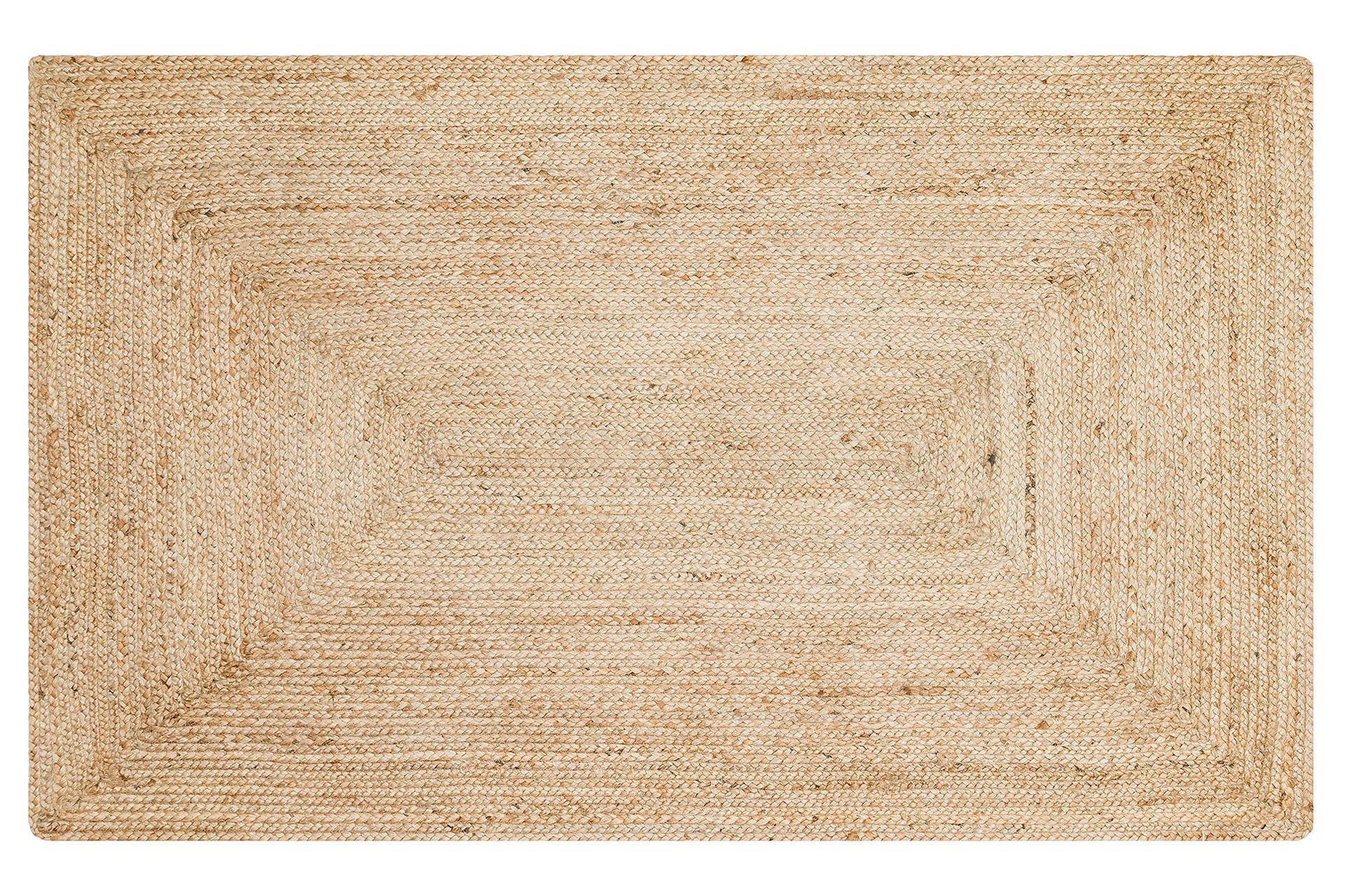 ECO EC 10 NATURAL NATRUREL RUSTİK JÜT HALI  120x180