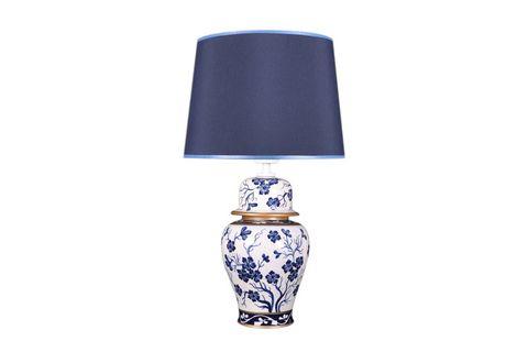 Spring Ceramic Table Lamp