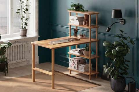 Maya Asvor Desk (Standard)