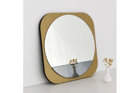 Sundown Mirror, Gold