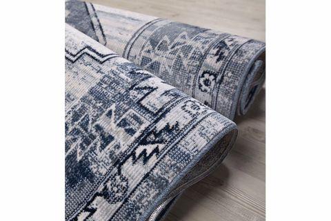 Felix Antique Woven Rug, 200 x 290, Grey