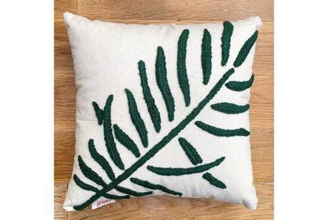 Leaf Cushion Cover