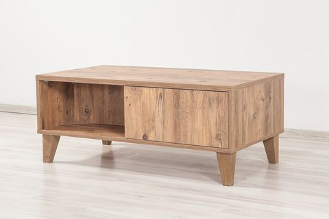 Lydia Coffee Table, Natural