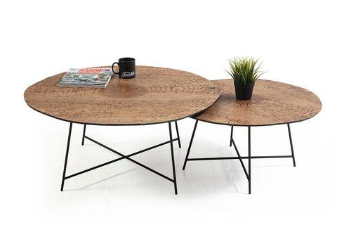 Twist Coffee Table Set