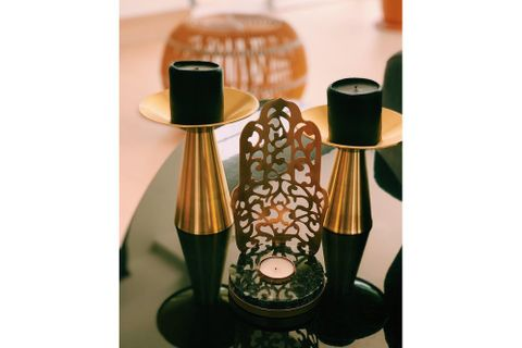 Viola Candle Holder (Small)