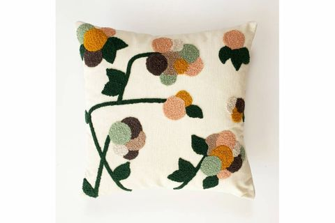 Florence Dahlia Cushion Cover