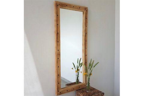 Neo Wooden Decorative Mirror