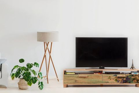 Bruce TV Unit 180 cm, Forest Green