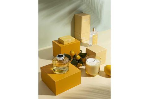 'Sweety' Blood Orange, Jasmine & Vanilla Soy Wax Candle, 300g