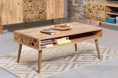 Motto Coffee Table, Secret Garden