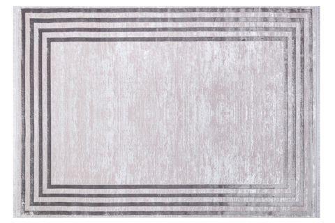 ÇERÇEVELİ HALI POEM PM04 GRİ 120X180