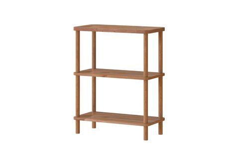 Maya Low Bookcase, (Standart)