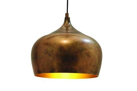 Signy Retro Pendant, Copper