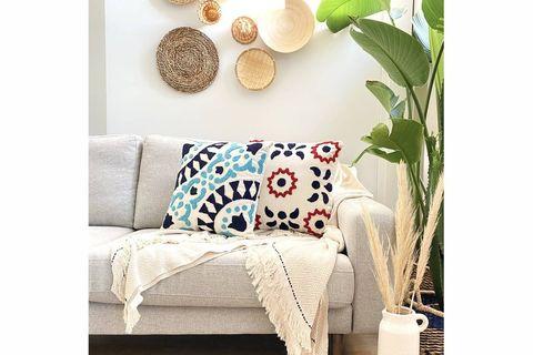 Azur Tulum Cushion Cover