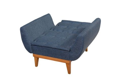 Moby Armchair, Navy Blue