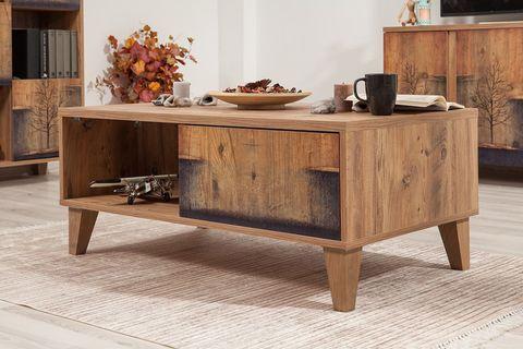 Lydia Coffee Table, Ash