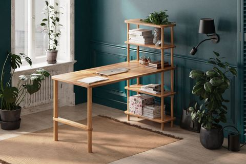 Maya Asvor Desk (Wide)