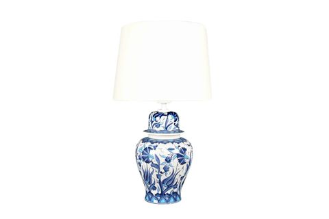 Lotus Ceramic Table Lamp