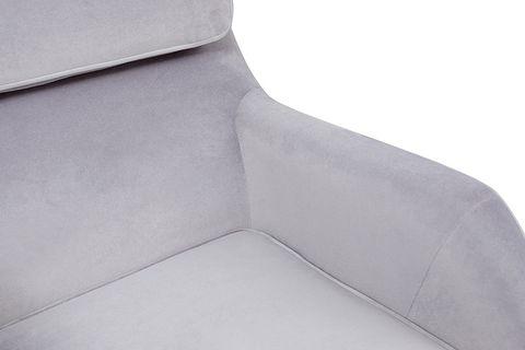 Nepal Armchair, Grey