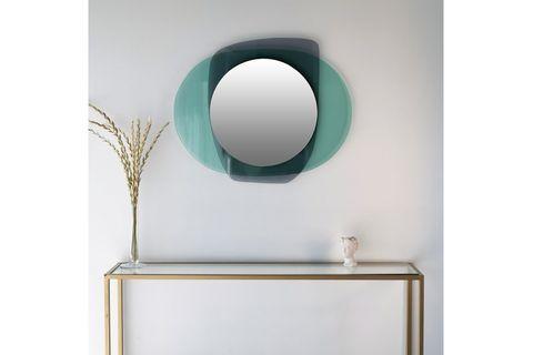 Green Eye Mirror, Green