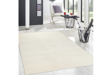Essence Rug, 100 x 450 cm, White
