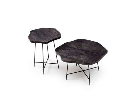Dream Coffee Table Set, Ebony
