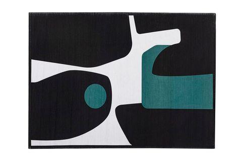 Eva Rug, 75 x 150, Multi