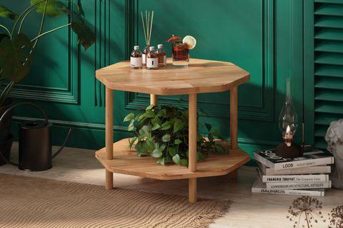 Maya Octagon Coffee Table (Medium)
