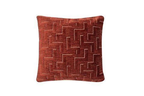 Githa Cushion Cover, 45x45 cm, Terracotta