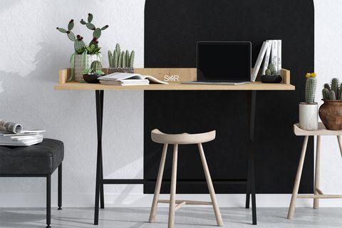 Sera Cafi Study Table