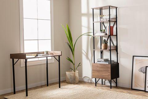 Loft Home Bookcase, 50 cm