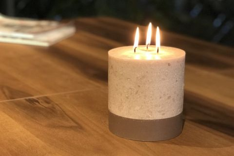 Stone Collection Candle, XL
