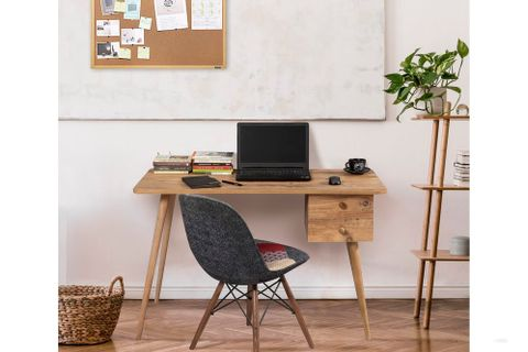 Bali Desk, 120cm, Walnut