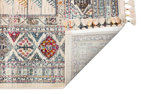 PARMA PRM 04 MULTY ETNİK YIKANABİLİR HALI 80x150